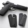 1911 Slimline Government Beveled G10 Grips