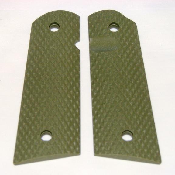 1911 TFB G10 Grips (OD Green)